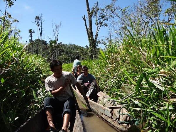 Amazonas Abenteuer in Ecuador 4