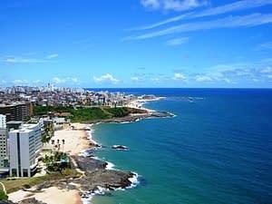 Brasilien Reisen und Strandurlaub: salvador de bahia