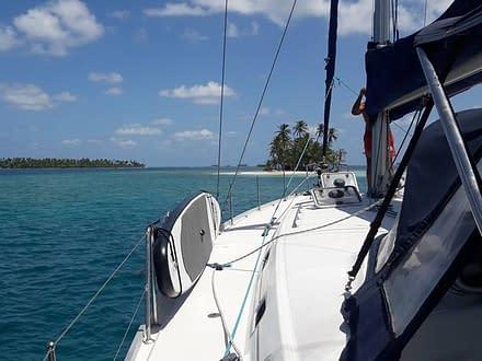 5 Tage San Blas Inseln Segeln 5