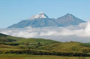 Ecuador Reisen - Der Cotopaxi Vulkan