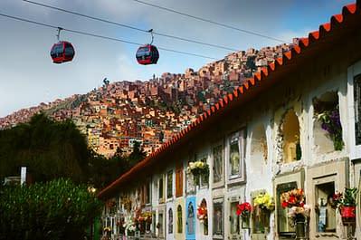 Haupstadt Boliviens