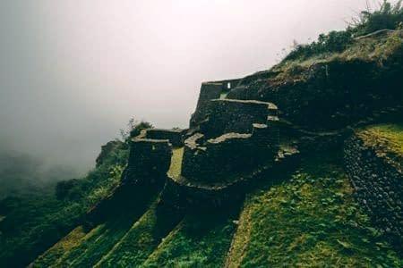 Ruinen Inka Trail