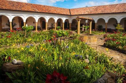 Kolumbien Reisen koloniales