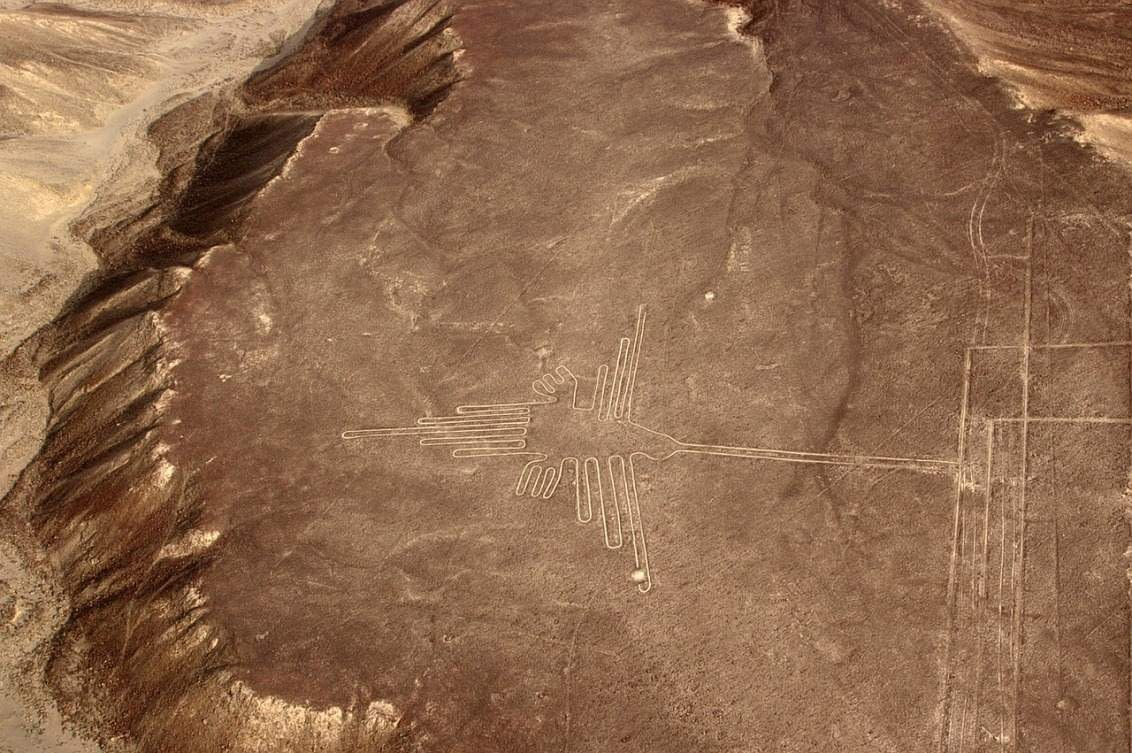 Die Nazca Linien in Peru 1