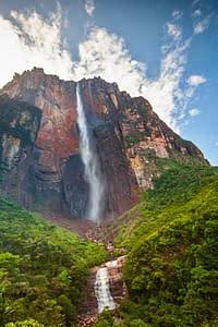 Salto Angel im Canaima Nationalpark