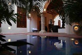 Hotels in Südamerika - Cartagena Kolumbien