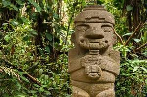 San Augustin Kolumbien Reisen