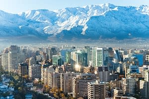 Chile Reisen nach Santiago de Chile
