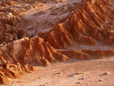 Eindrucksvolle Atacama Wüste