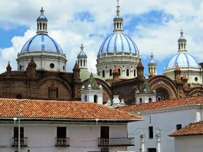 Historisches Gebäude in Cuenca