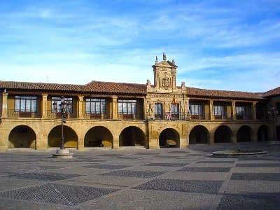 Palast in Santo Domingo