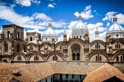 Reise Ecuador Cuenca