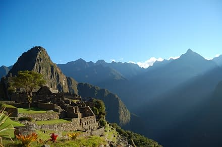 Machu Picchu Reisezeit 2