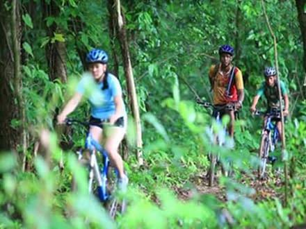 Mountainbike Dominikanische Republik