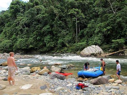 Canyoning und Rafting 14