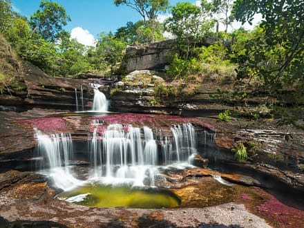 3 Tage Cano Cristales 3