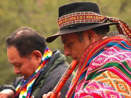 Die Nachkommen der Inka in Chile 4