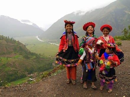 Auf den legendären Pfaden der Inka 2