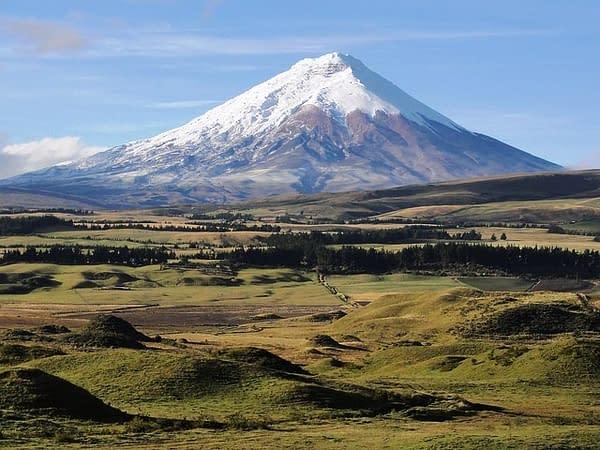 Traumhafter Cotopaxi in Ecuador