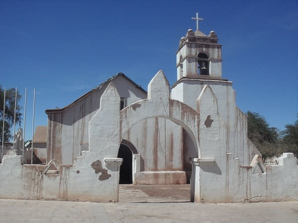San Pedro de Atacama Aktiv 4