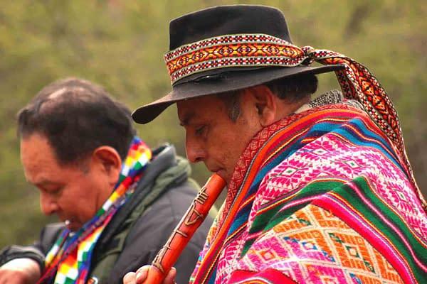 Die Nachkommen der Inka in Chile 7