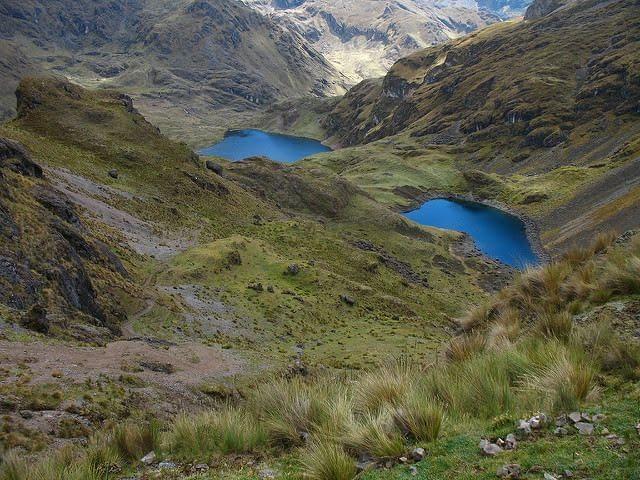 Durch die Berge der Götter zum heiligen See 23