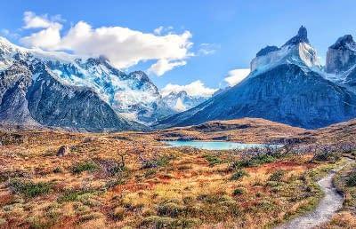 5 Tage Nationalpark Torres del Paine W Trek 6