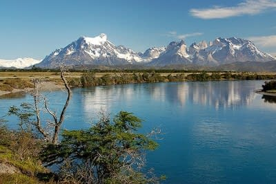 5 Tage Nationalpark Torres del Paine W Trek 2