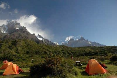 5 Tage Nationalpark Torres del Paine W Trek 5
