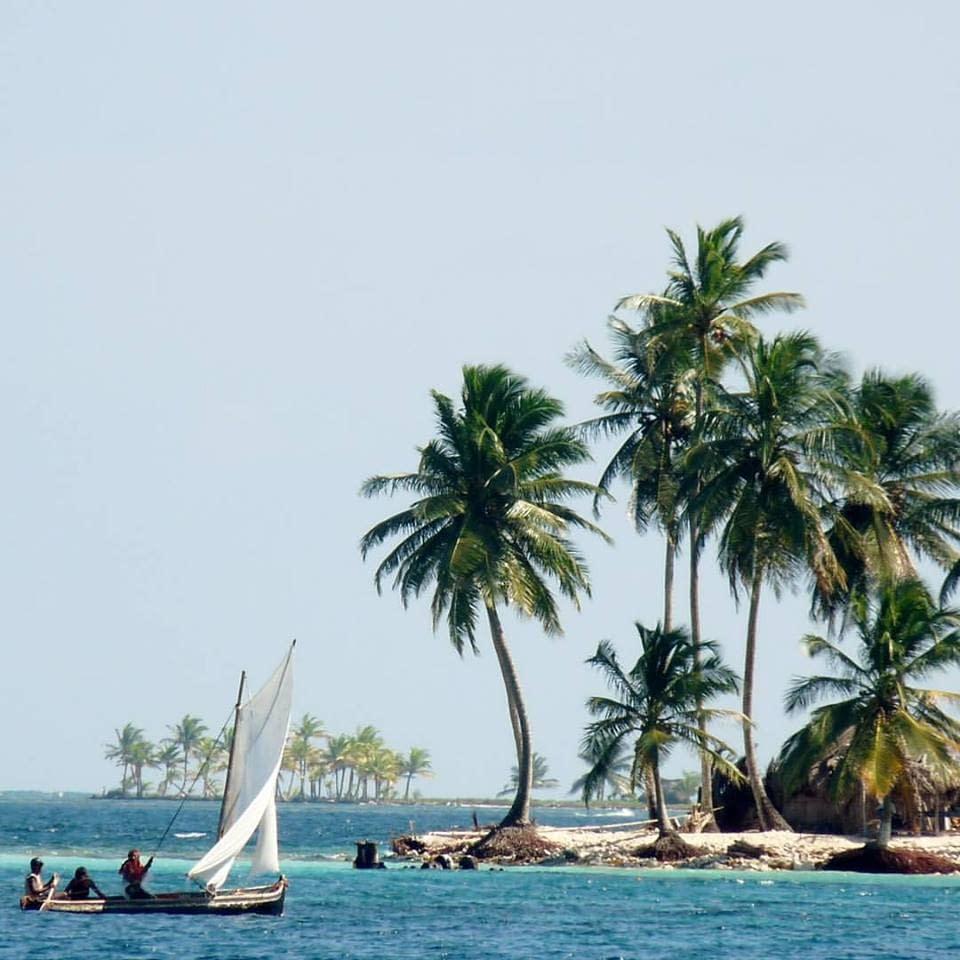 5 Tage San Blas Inseln Segeln 9