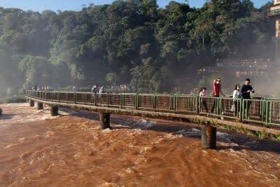 Iguazu Wasserfälle Tour 4